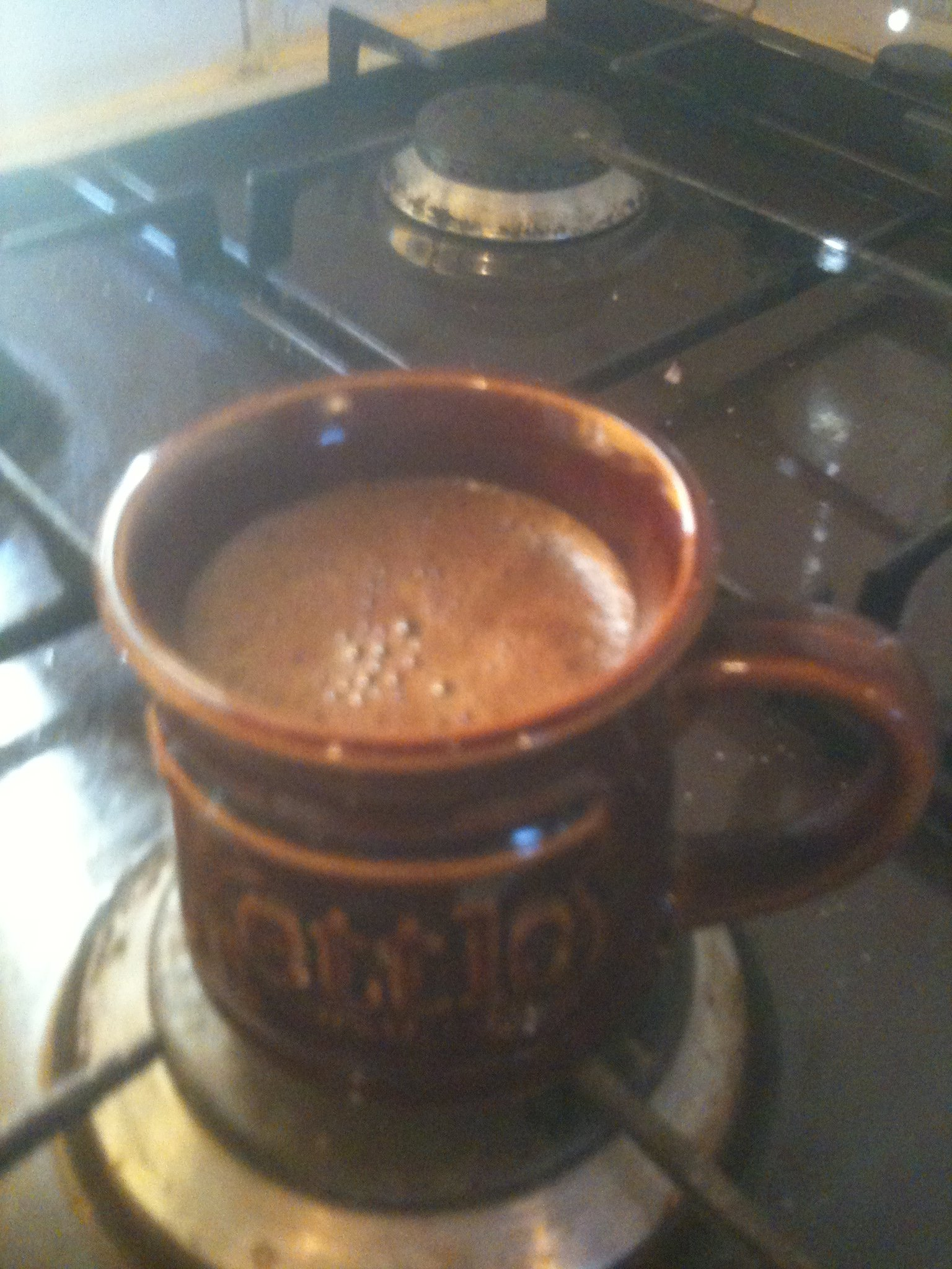 How to make a Greek Coffee