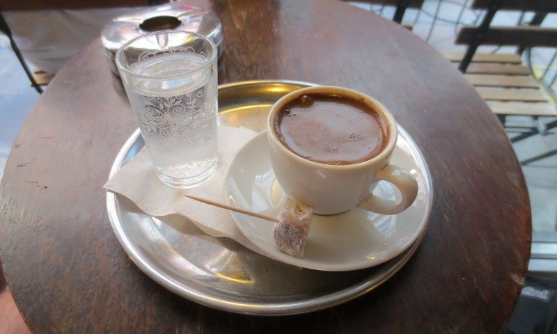 How to make a Greek Coffee