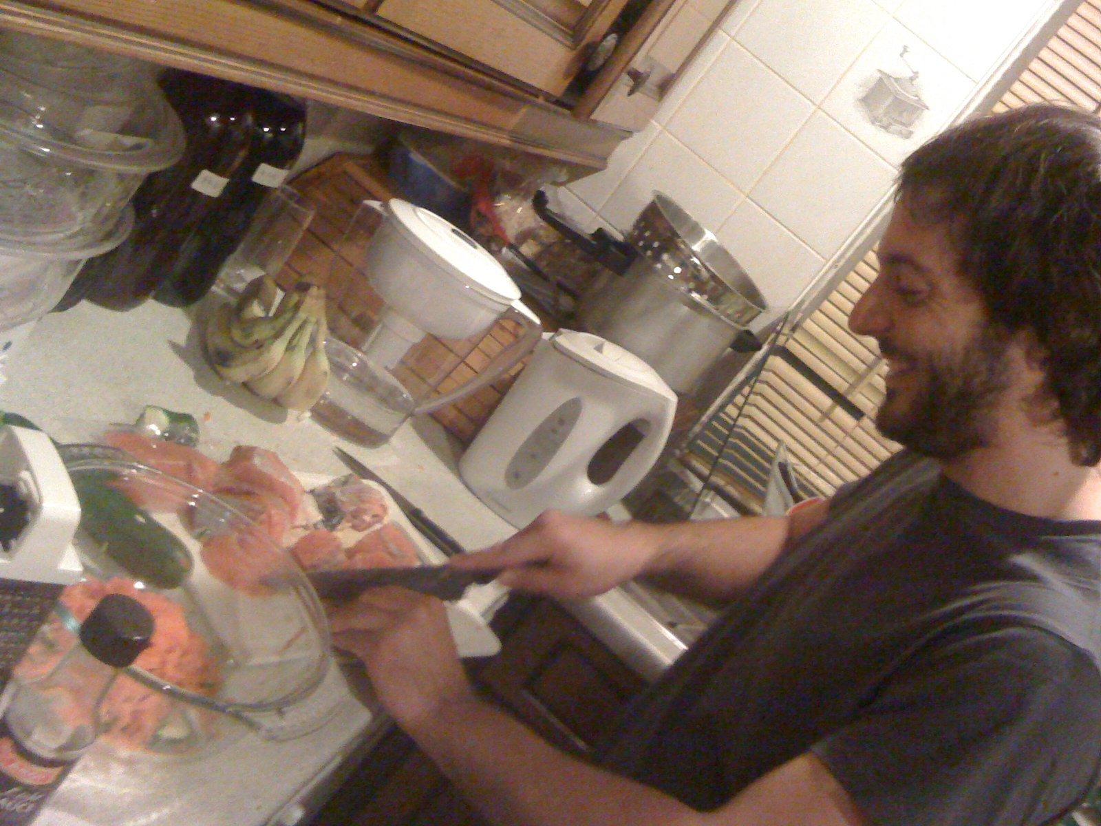 Spiros Cooking