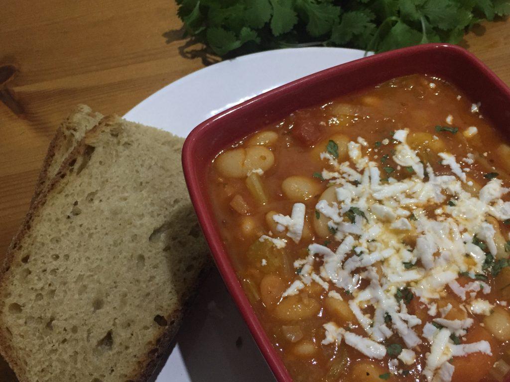 Greek Bean Soup
