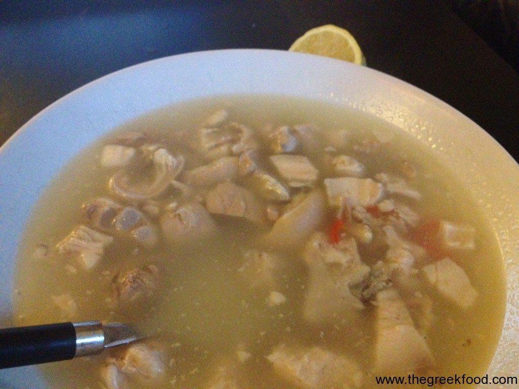 patsas greek soup