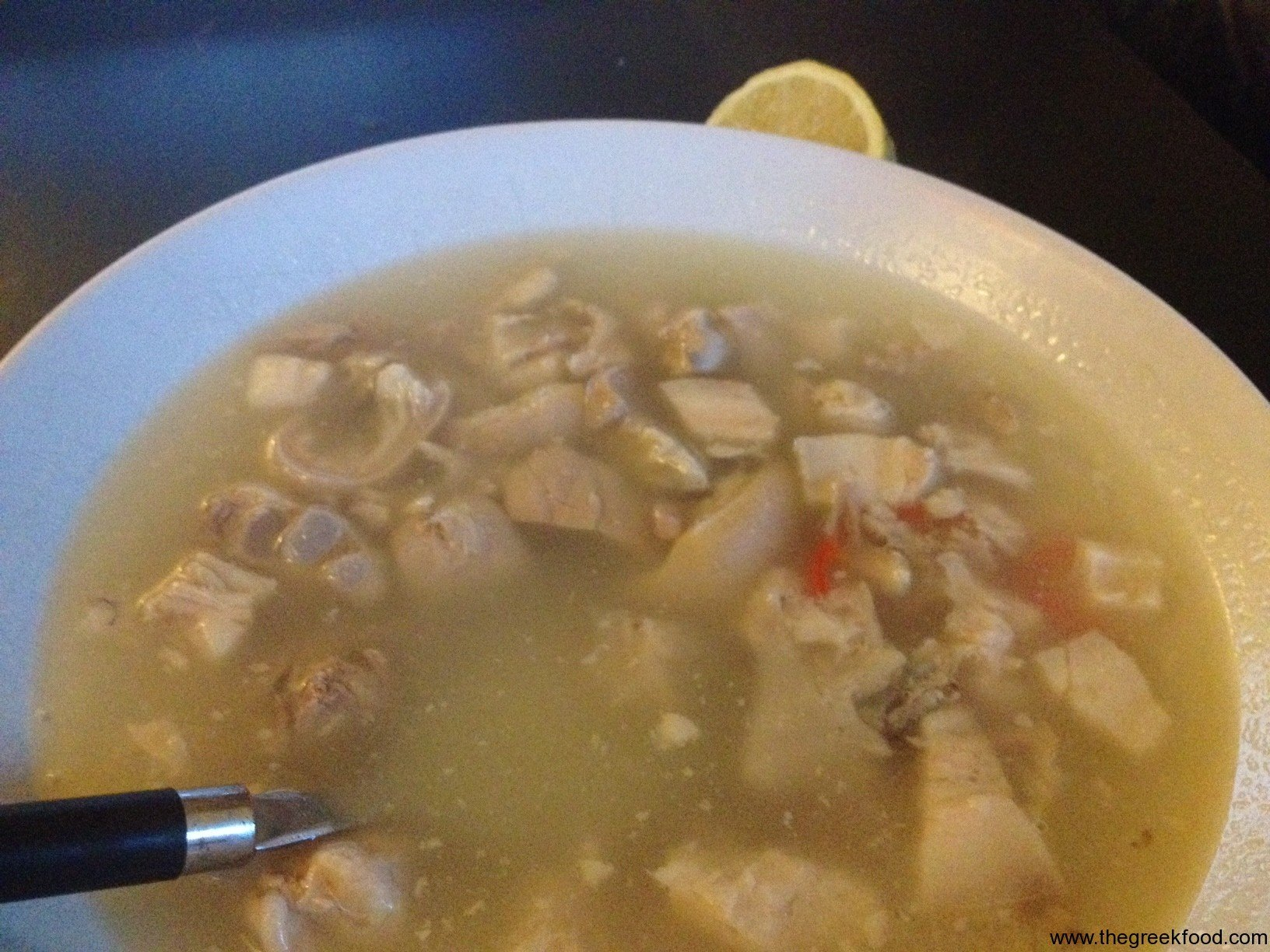 Patsa Soup Recipe
