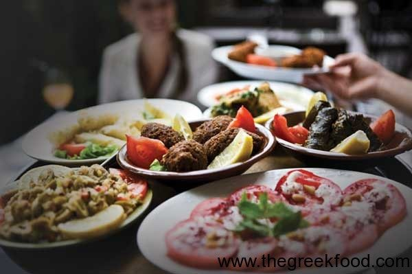Greek Food Vs Turkish Food