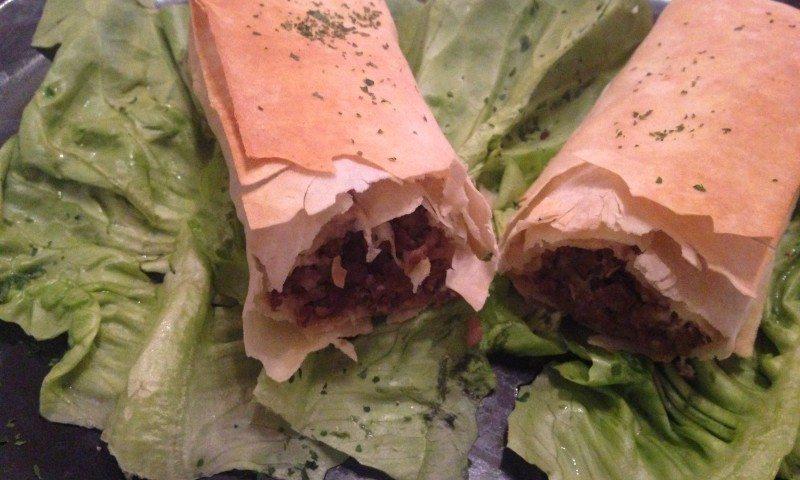 Boreki Recipe – Minced meat and Feta