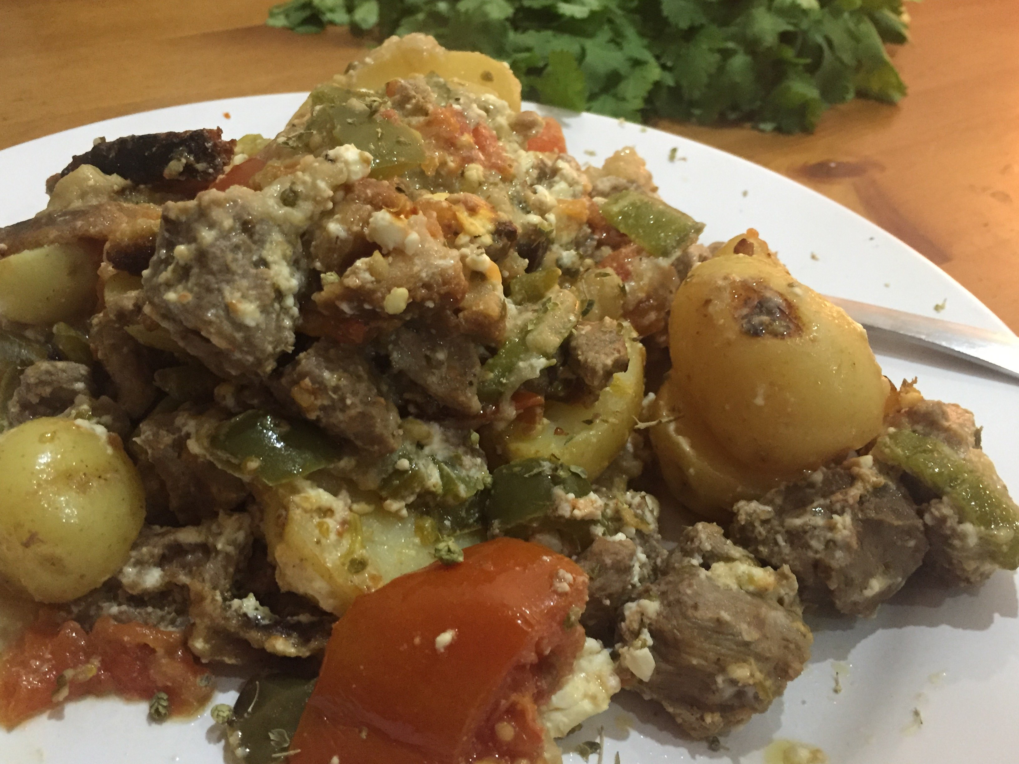 "The perfect ""Kleftiko"" ! Slow cooked lamb Greek Style!"