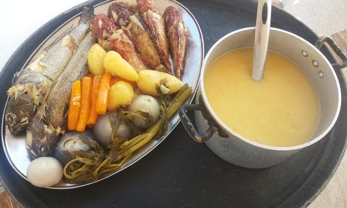 Kakavia – the greek fishermans soup