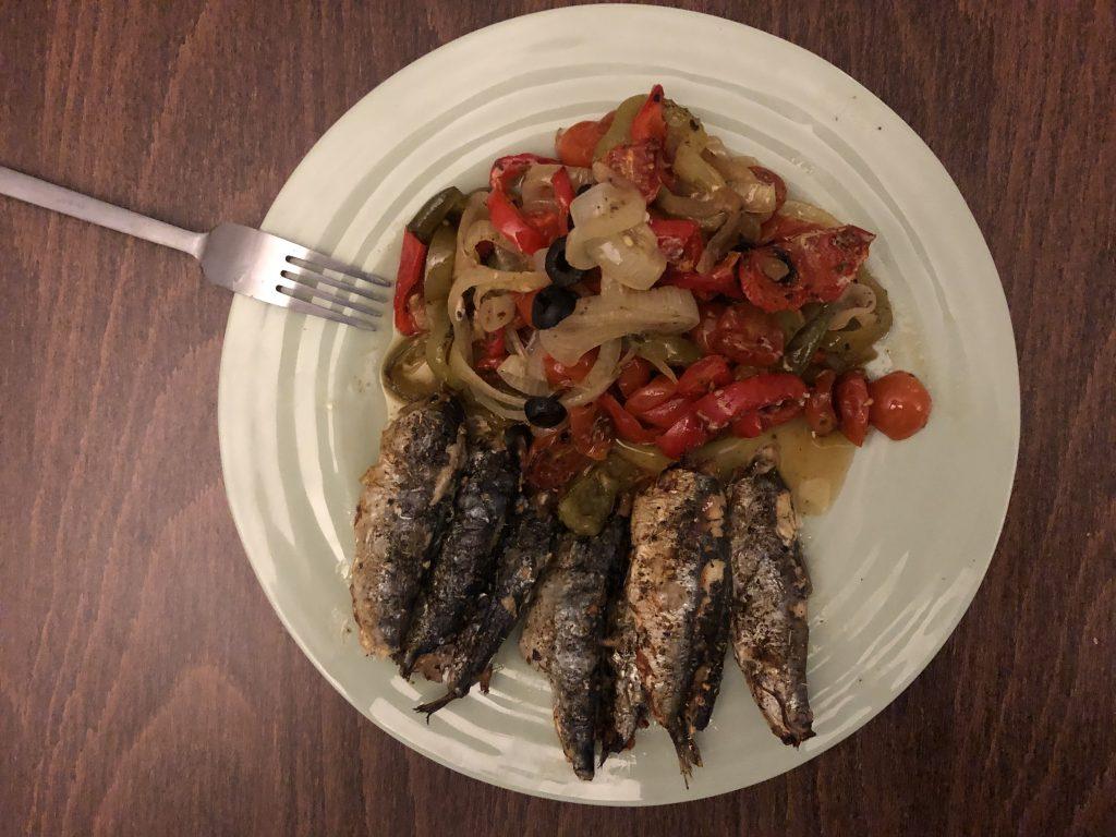 Sardines recipe
