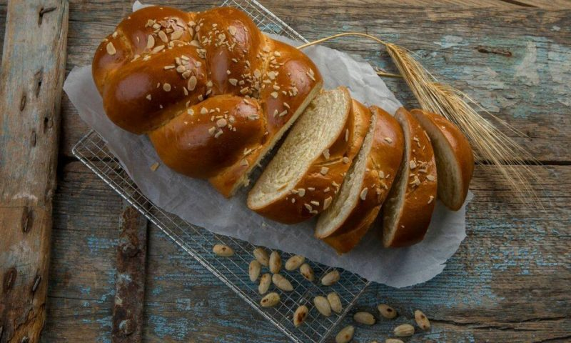 How to make easter bread – Tsoureki
