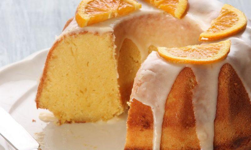 Easy to make Greek orange cake recipe