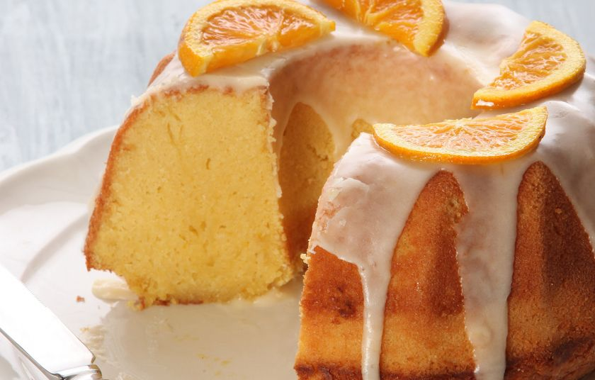 Easy to make Greek orange cake recipe